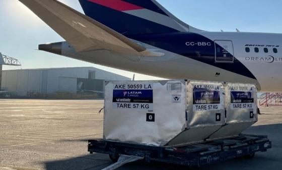 LATAM Cargo, Unilode extend ULD management partnership until 2028