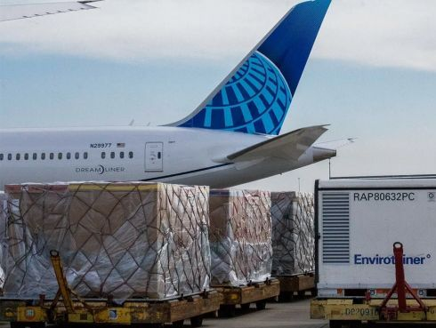 United expands cargo-only operations to European markets