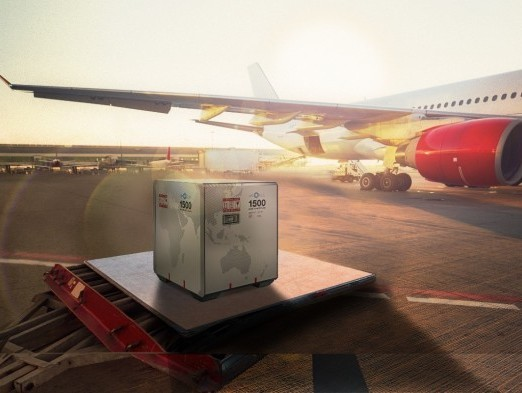 Virgin Atlantic partners with SkyCell to move pharmaceuticals worldwide
