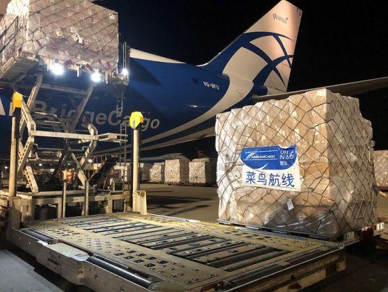Volga-Dnepr, Cainiao boost cross-border trade from China to Europe