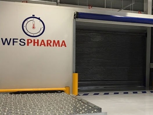WFS' new Paris pharma centre handles record shipment