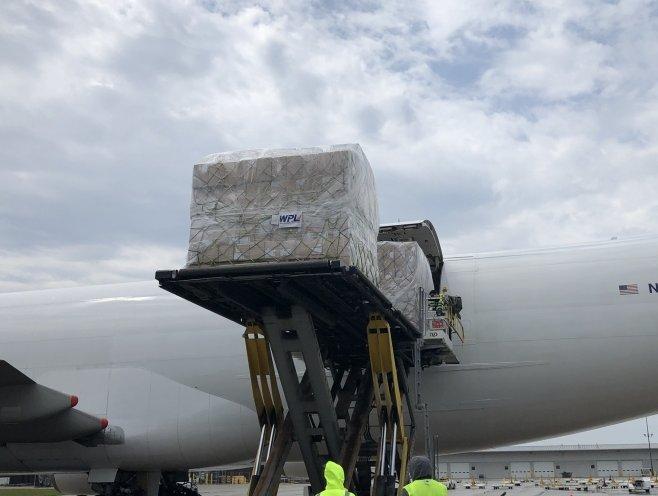 Wen-Parker Logistics chartering flights from Vietnam to Ohio