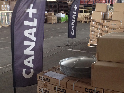 Bolloré Logistics Senegal and Canal+ enter into supply chain management contract