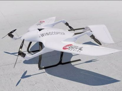 Astral Aerial, Wingcopter announce strategic partnership for last-mile delivery