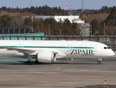 ZIPAIR awaits consent for cargo-only flights between Tokyo, Bangkok