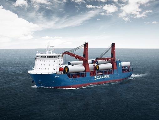 Zeamarine signs contract with Rhenus Logistics