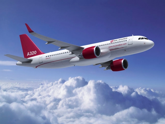 BOC Aviation orders two new Airbus A320 aircraft