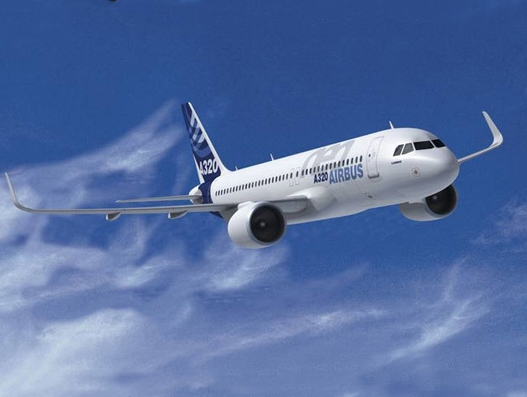 South Korea's KAIR Airlines orders eight A320s