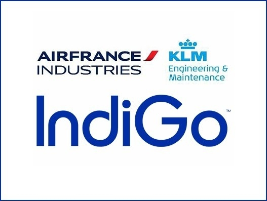 AFI KLM E&M partners with Indigo for component support