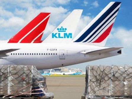 AFKLMP Cargo, Bolloré Logistics launch first low-carbon route between France and US