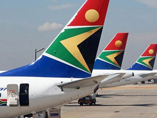 South African Airways partners with the mining industry