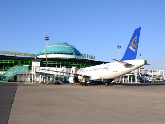 Air Astana launches service from Astana to India's capital city New Delhi