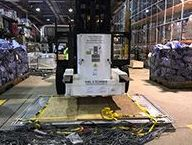 Air Canada Cargo delivers critical cancer-treating equipment to London