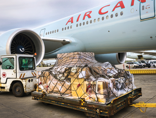 Air Canada Cargo launches direct service to Nagoya, Japan