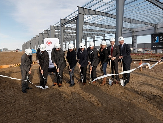 Air Canada to open new cargo and ground support services facility at Edmonton Airport
