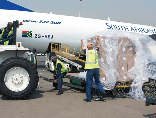 Air Cargo in Africa Undergoing sea change
