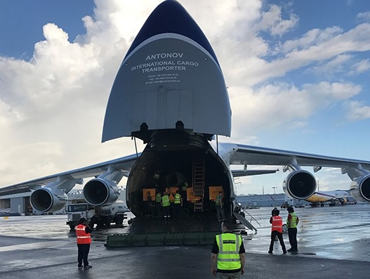 Air Partner in Hurricane Irma relief flights