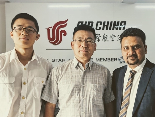 Air China appoints Group Concorde as its cargo sales agent for Myanmar