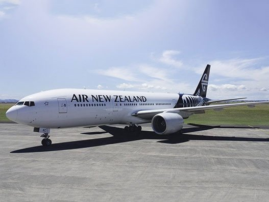 Air New Zealand ramps up charter operations to keep cargo moving