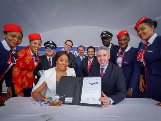 Air Peace to expand wings with three Embraer E195-E2 jets