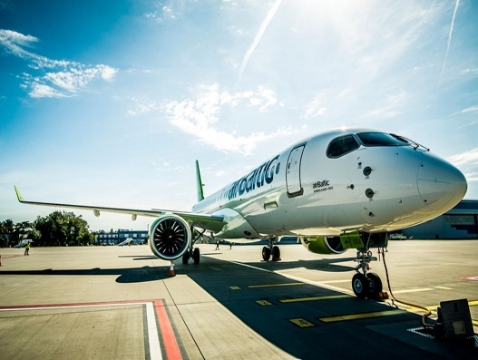 airBaltic signs AOG and service cargo agreement with B&H Worldwide