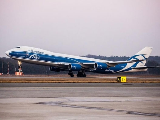 AirBridgeCargo Airlines selects WFS for Liege cargo handling