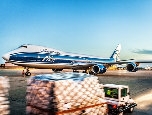 AirBridgeCargo sees double digit growth in cargo volume in H1 2017