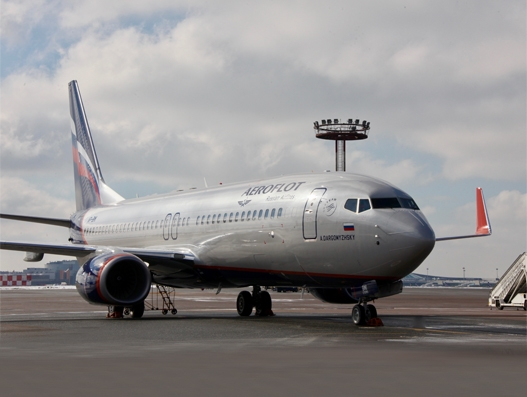 Aeroflot takes delivery of two more B737-800 aircraft