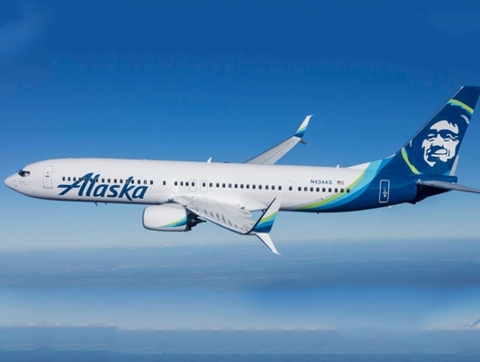 Alaska Airlines promotes Shane Tackett to EVP, planning and strategy