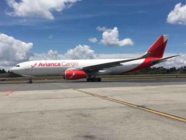 All cargo airline TACA Peru connects Miami with five South American cities