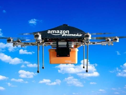 Amazon's Prime Air drone delivery fleet gets FAA nod
