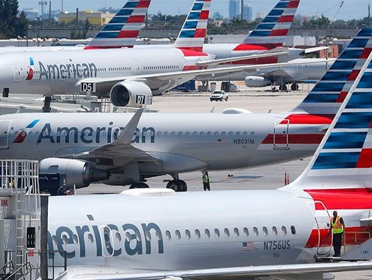 American Airlines to further cut capacity in April and May