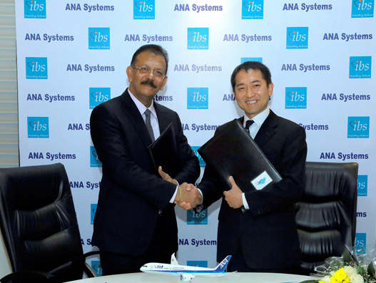 ANA group's IT division picks IBS Software as a strategic technology partner