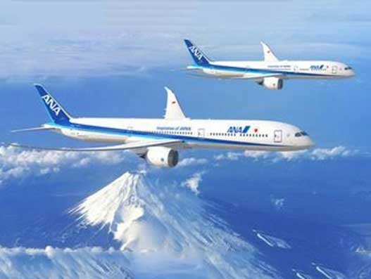 ANA Holdings to induct 20 more Boeing 787 Dreamliner jets to its fleet