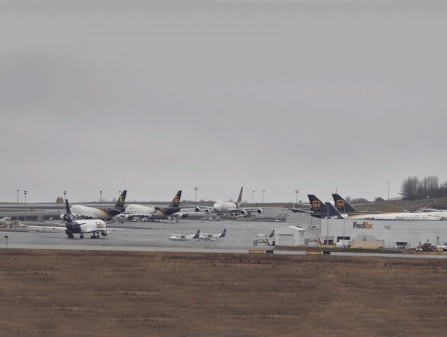 Anchorage Airport sees record setting 3.48 million tonnes of air cargo in 2020