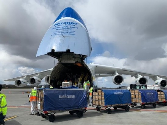 Antonov Airlines' giant AN-225 Myria to combat surge in heavylift capacity constraints