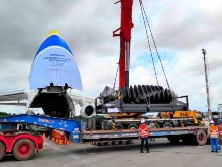 Antonov, Chapman Freeborn team up to charter 370 tonnes of urgent cargo from Australia to Brazil