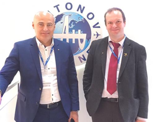 ANTONOV strengthens global footprints