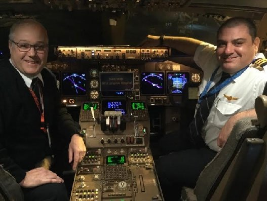 Atlas Air donates transport for critical supplies to NYU Langone Health