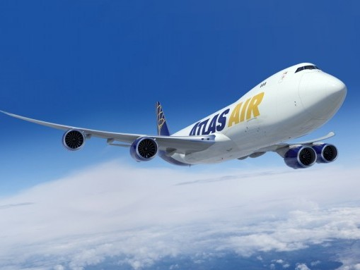 Atlas Air orders four new Boeing 747-8 freighters