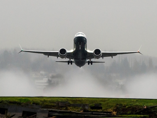 Boeing 737 MAX 8 aircraft receives FAA certification