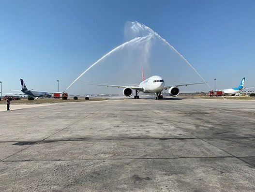 Turkish Cargo inducts sixth Boeing 777F to its fleet