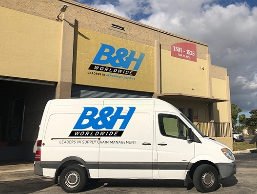 B&H Worldwide expands in Miami, USA