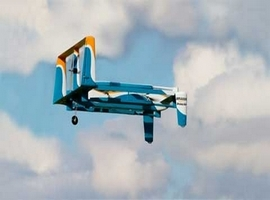 Amazon does first successful Prime Air drone delivery