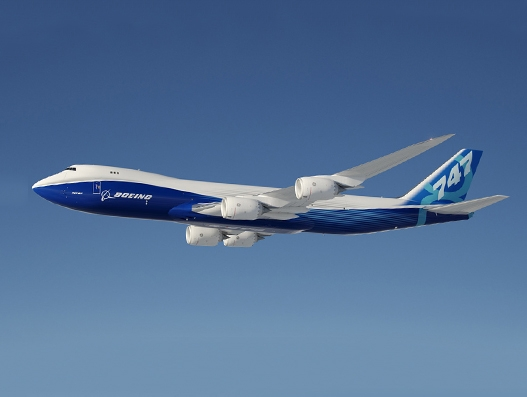 BOC Aviation acquires two B747-8 freighter aircraft