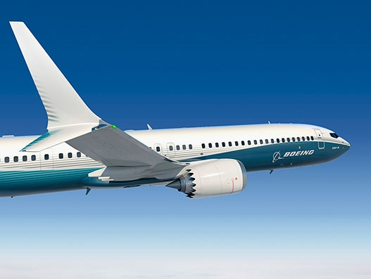 Boeing flew over Airbus on commercial aircraft orders