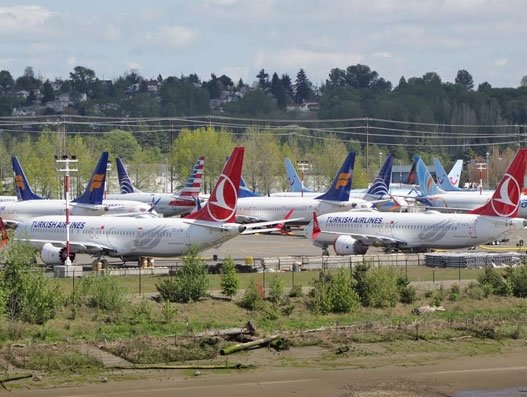 Boeing stalls production of 737 MAX from January 2020