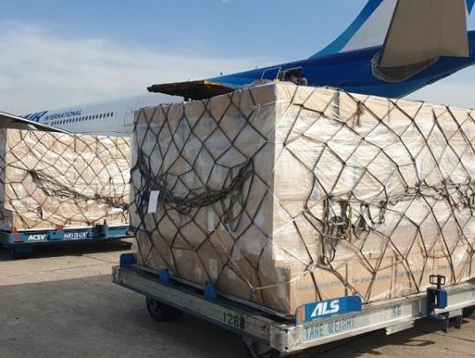 Bolloré charters 1 million protective masks from Vietnam to Réunion