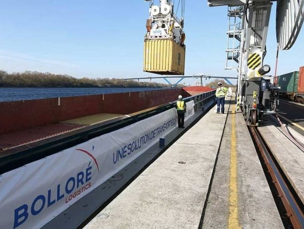 Bolloré, Next4, IMT Mines Albi to build AI for container tracking