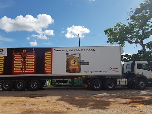 Bolloré Logistics Zambia awarded 5-year contract for local distribution of TOTAL lubricants
